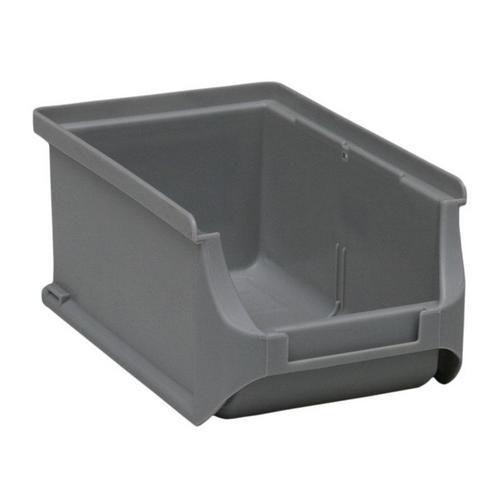 Plastové boxy PP 7,5 x 10,2 x 16 cm, Kapacita: 0.63 L, Celková výška: 75 mm, Celková šířka: 102 mm, Celková délka: 160 mm, Max. provozní teplota: 30 °