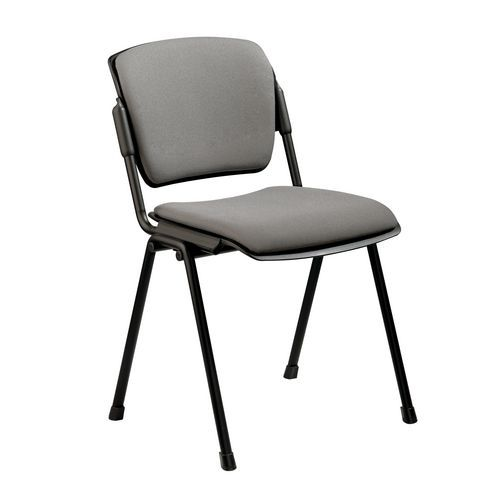 Konferenční židle Flou, šedá