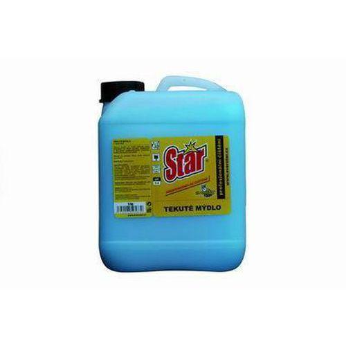 Tekuté mýdlo pro běžné mytí, modré, 5 l