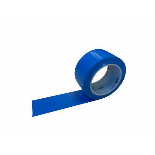 Vinylové označovací pásky, modrá