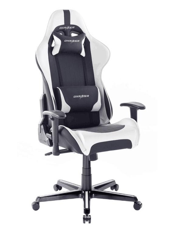 Kancelářské židle Node - Kancelářská židle DXRACER OH/FL32/NW