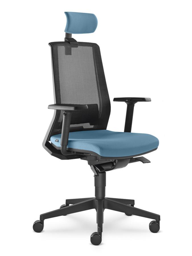 Kancelářské židle LD Seating - Kancelářská židle Look 275-AT