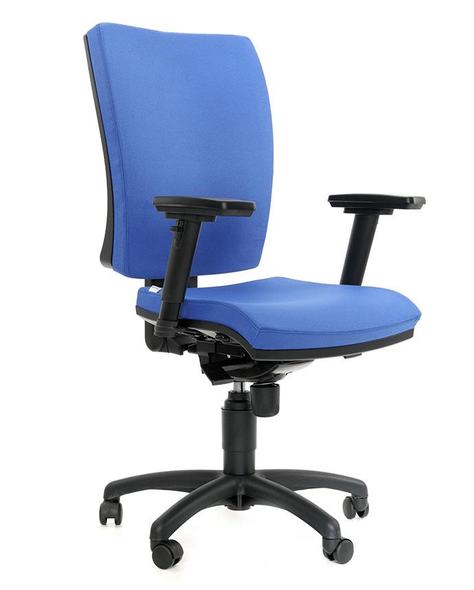 Kancelářské židle Antares - Kancelářská židle 1580 SYN GALA D4 AR08