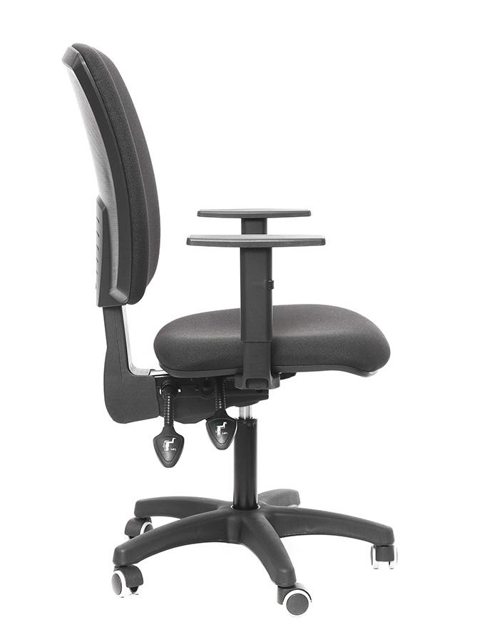 Kancelářské židle Alba - Kancelářská židle Matrix černý