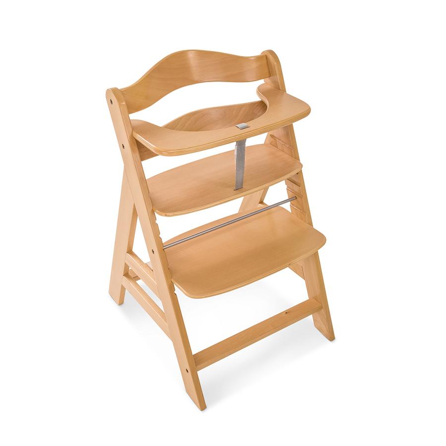 Hauck Alpha+ dětská židle buk přírodní