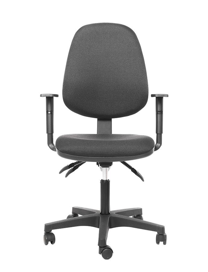 Kancelářské židle Alba - Kancelářská židle Diana černá