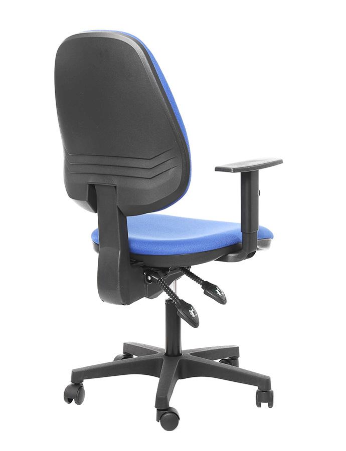 Kancelářské židle Alba - Kancelářská židle Diana modrá