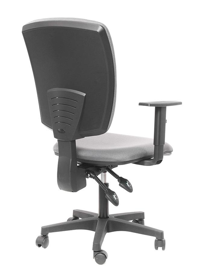 Kancelářské židle Alba - Kancelářská židle Matrix šedý