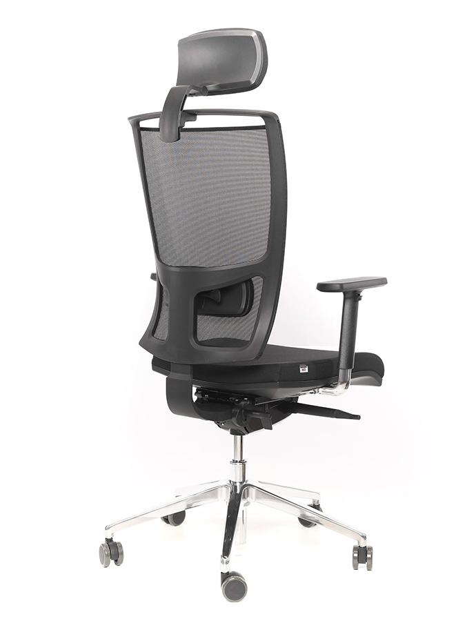 Kancelářské křeslo LYRA NET 201-SYS BR-209-N6 CSE14