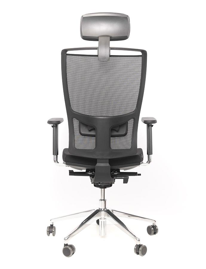 Kancelářské křeslo LD Seating - Kancelářské křeslo LYRA NET 201-SYS BR-209-N6 CSE14