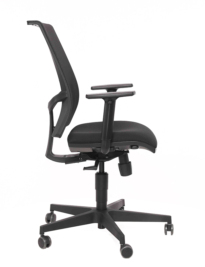 Kancelářská židle Lyra 217-SY černá