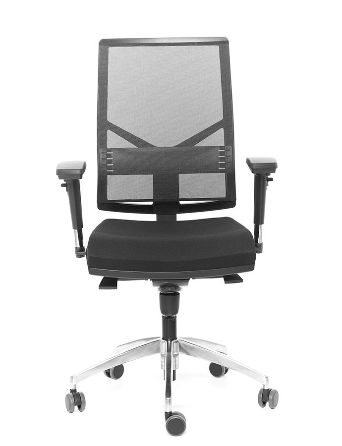 Kancelářské židle Antares - Kancelářská židle 1850 SYN OMNIA ALU BN7 AR08 C 3D SL GK