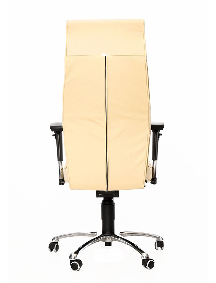 Kancelářské židle Antares - Kancelářské křeslo 1800 Lei krémová kůže