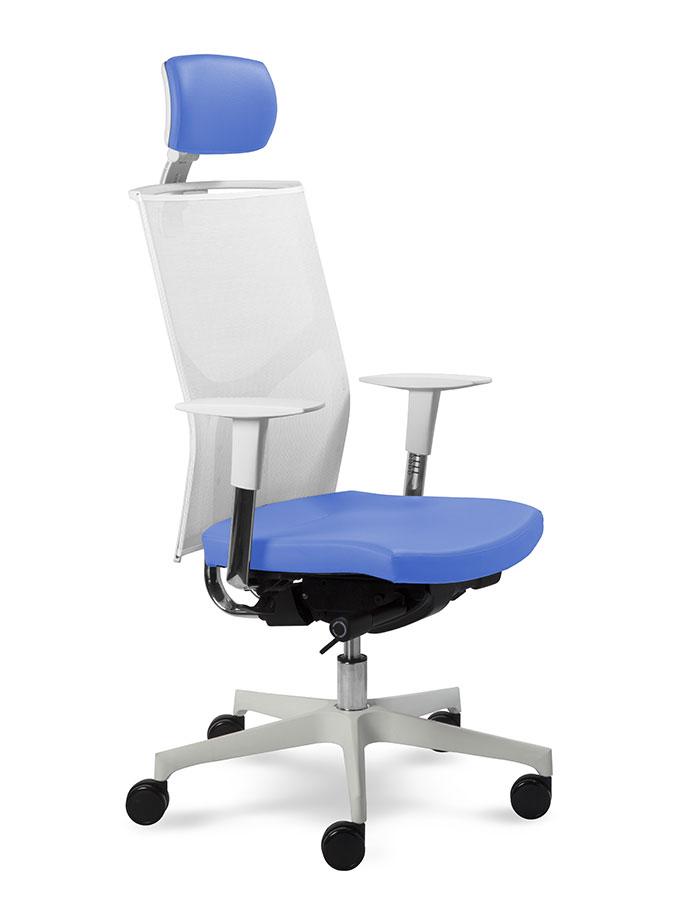 Kancelářské křeslo Mayer - Kancelářské křeslo Prime MESH 2302 W