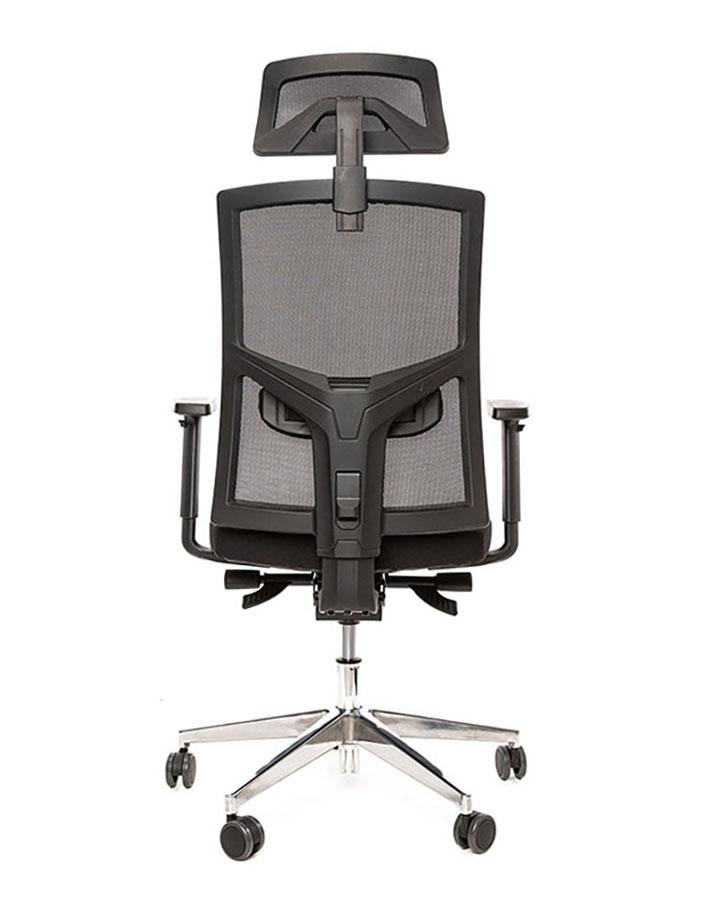 Kancelářské židle Alba - Kancelářská židle Game šéf VIP Černá