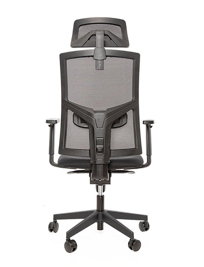 Kancelářská židle Game šéf Černá