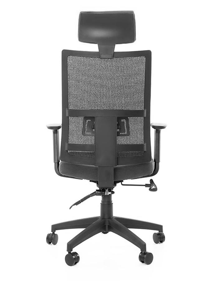 Kancelářské židle Antares - Kancelářská židle Mija šedá