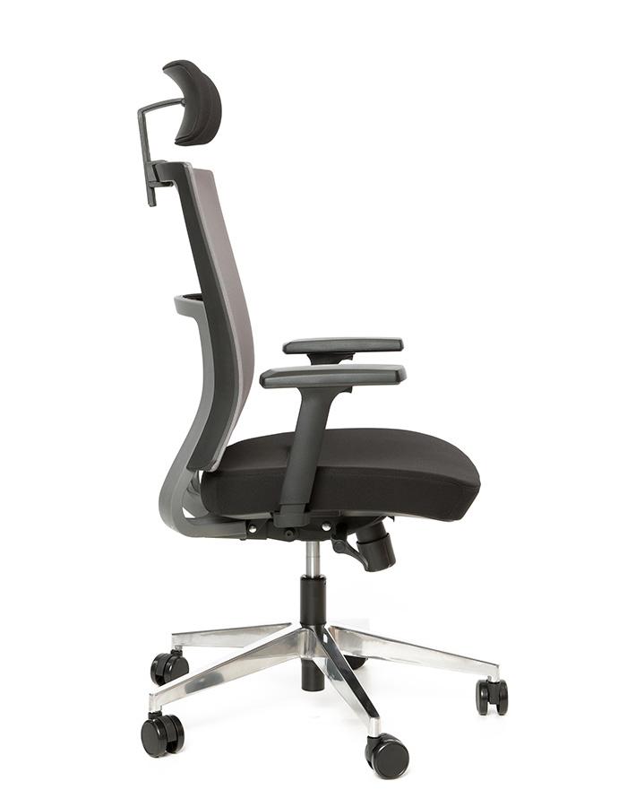 Kancelářská židle Next PDH černá