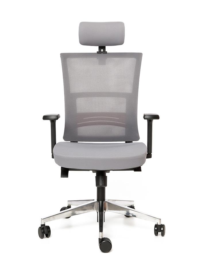Kancelářské židle Antares - Kancelářská židle Next PDH šedá