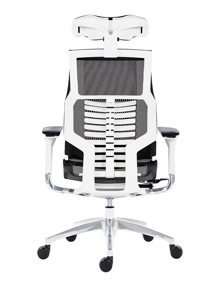 Kancelářské křeslo Antares - Kancelářské křeslo POFIT WHITE