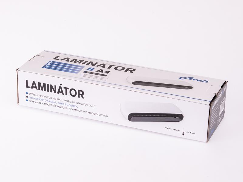 Laminátor AVELI S A4