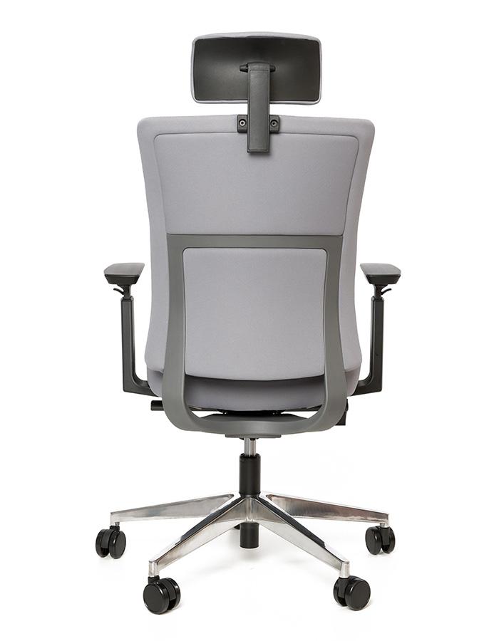 Kancelářské židle Antares - Kancelářská židle Next PDH ALL UPH šedá