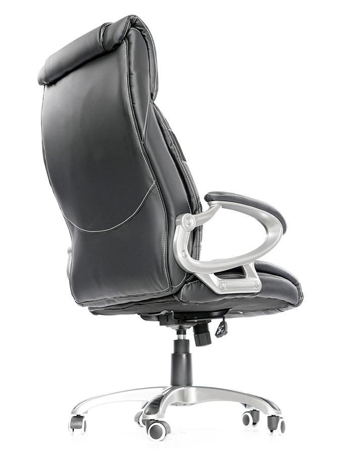 Kancelářské židle Node - Kancelářská židle Maximus černá plastový kříž