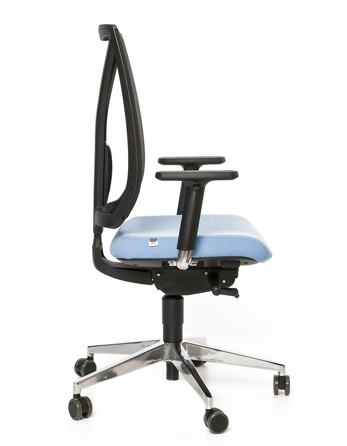 Kancelářská židle Leaf 503-SYS P CSE08 R100 BR209N6 F40N6 RM