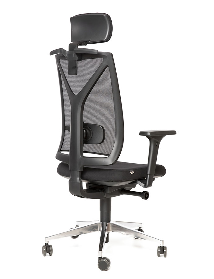 Kancelářská židle Leaf 503-SYA P CSE14 RAY100 BR211 F40N6 HO HN BO RM