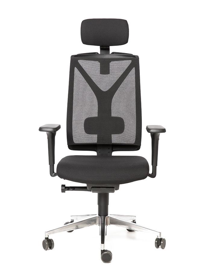 Kancelářské židle LD Seating - Kancelářská židle Leaf 503-SYA P CSE14 RAY100 BR211 F40N6 HO HN BO RM