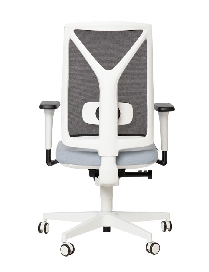 Kancelářské židle LD Seating - Kancelářská židle Leaf 504-SYA P CSE39 RAY100 BR211WH RM BO