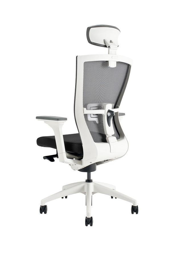 Kancelářské židle Office pro - Kancelářské křeslo Merens White SP
