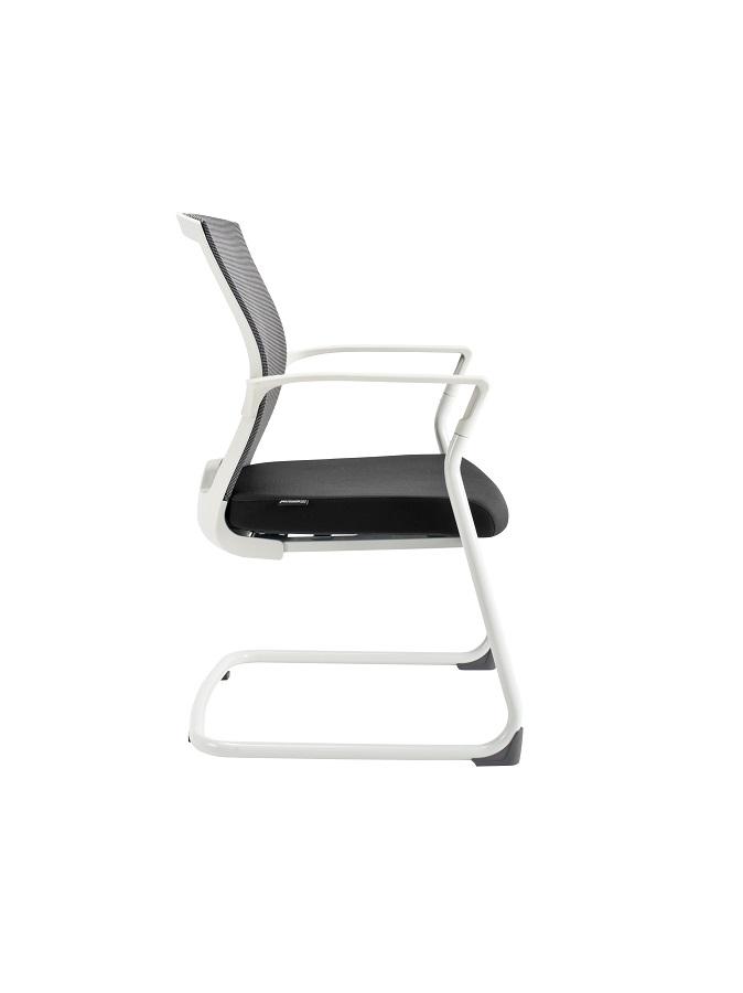 Konferenční židle - přísedící Office pro - Konferenční židle Merens White Meeting