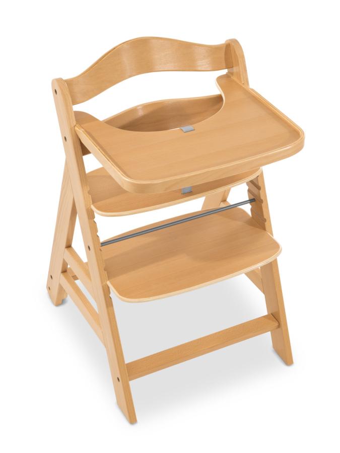 Hauck Alpha Move dětská židle buk přírodní
