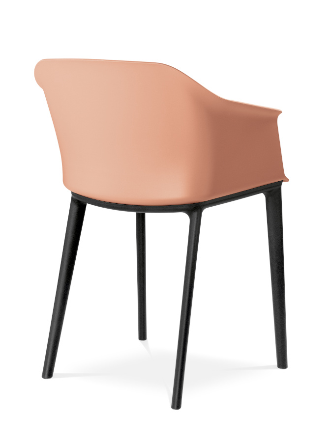 LD Seating Wave 030-BL