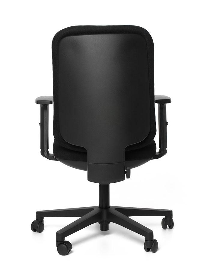 Kancelářská židle EVE černá