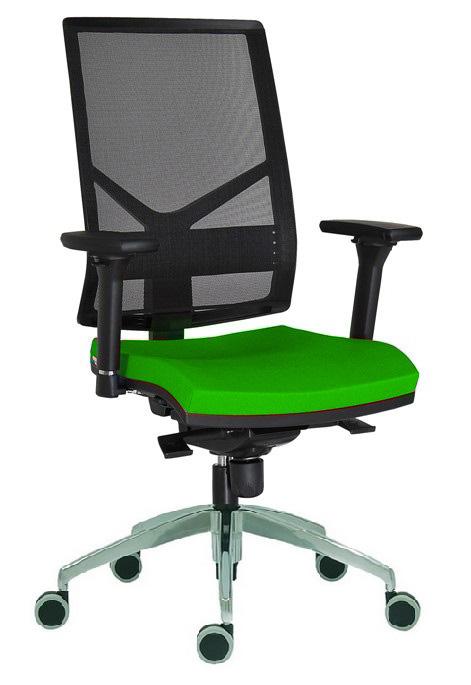 Kancelářské židle Antares - Kancelářská židle 1850 SYN OMNIA ALU