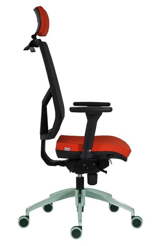 Kancelářské židle Antares - Kancelářské křeslo 1850 SYN OMNIA ALU PDH