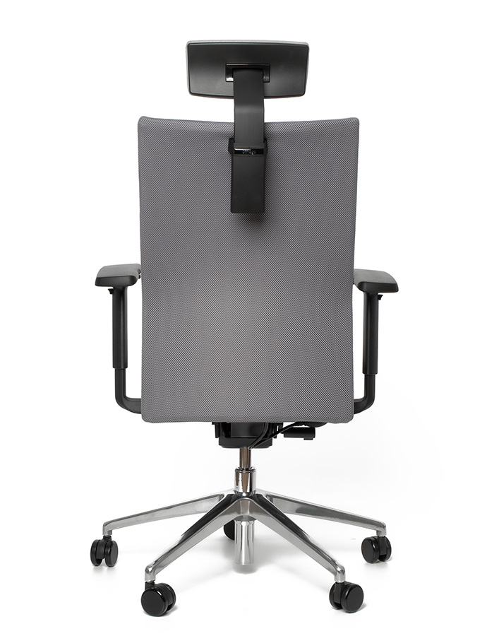 Kancelářská židle Omega 290-SYS-PN HO BR-210 F80-N6 RM60 UP-Down BO-AIR C60003/U60011