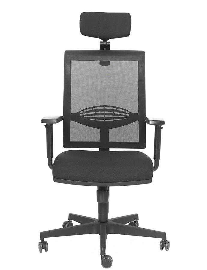 Kancelářská židle Lyra 217-SY P HO BR-210 RM60 BO CSE14/NET202