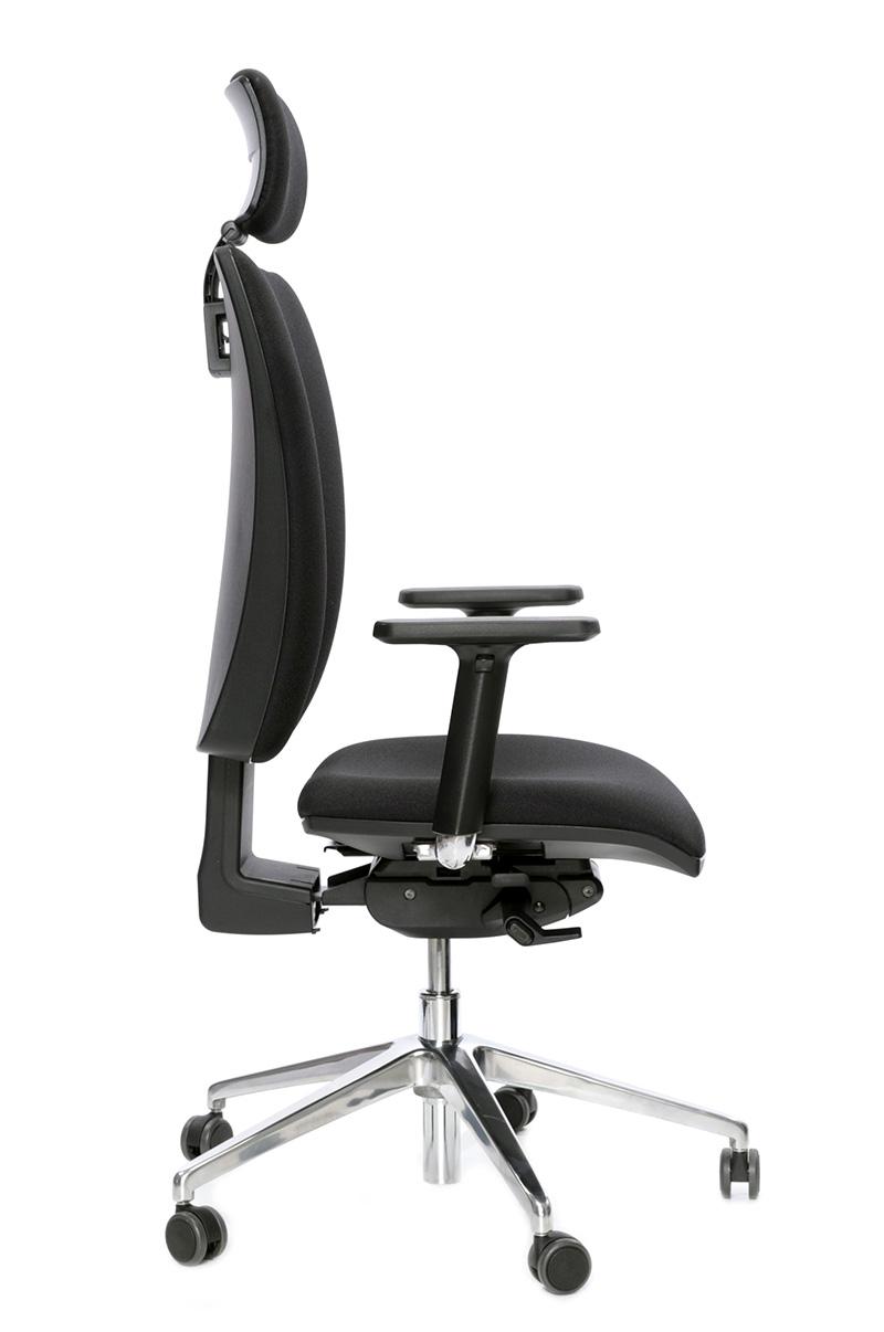 Kancelářská židle Lyra 235-AT P HO BR-209-N6 F80-N6 RM60 D8033