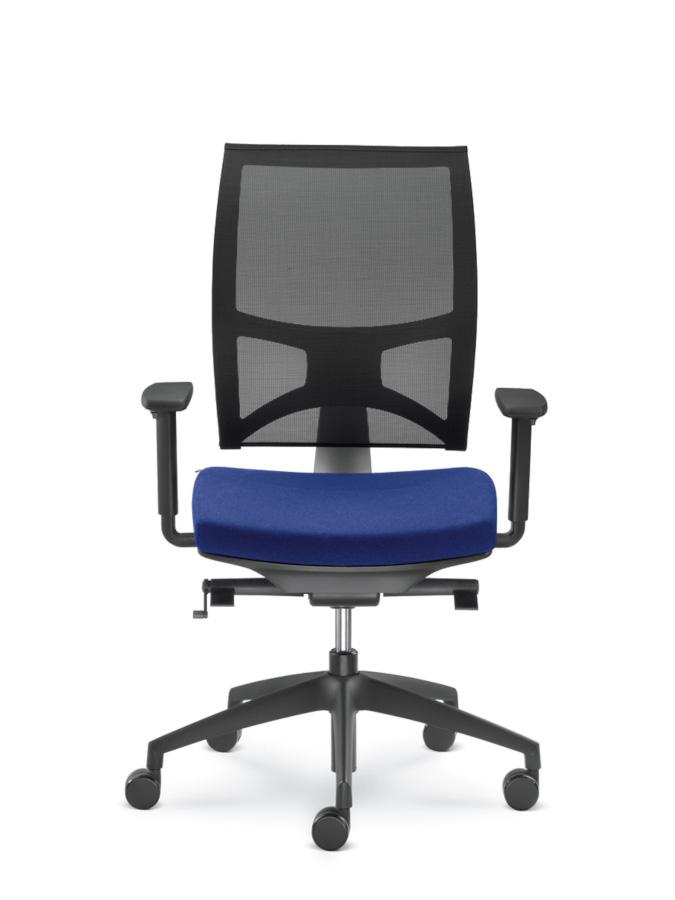 Kancelářská židle LD Seating - Kancelářská židle Storm 545-N6-TI