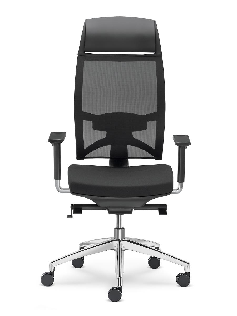 Kancelářské křeslo LD Seating - Kancelářské křeslo Storm 550-N6-TI