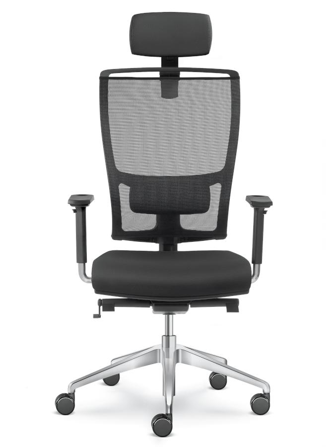 Kancelářské křeslo LD Seating - Kancelářské křeslo LYRA NET 201-SYS