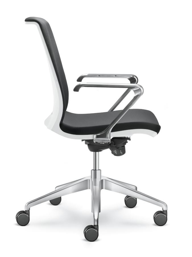 Kancelářské židle LD Seating - Kancelářská židle LYRA NET 213-F80-N6