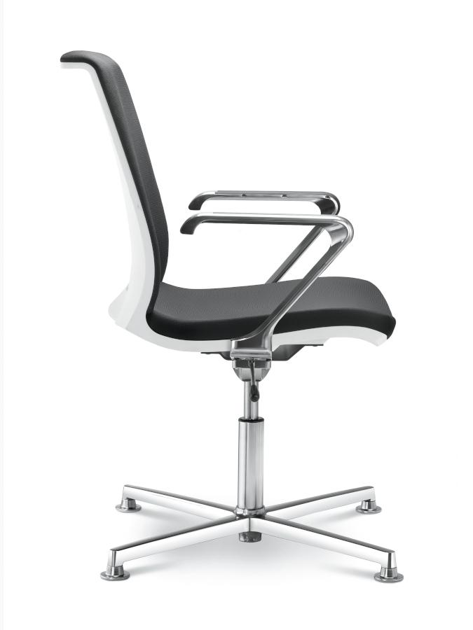 Kancelářské židle LD Seating - Kancelářská židle LYRA NET 214-F34-N6
