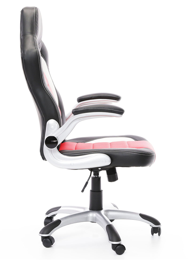 Kancelářské židle Sedia - AUTRONIC Kancelářská židle KA-E240 RED