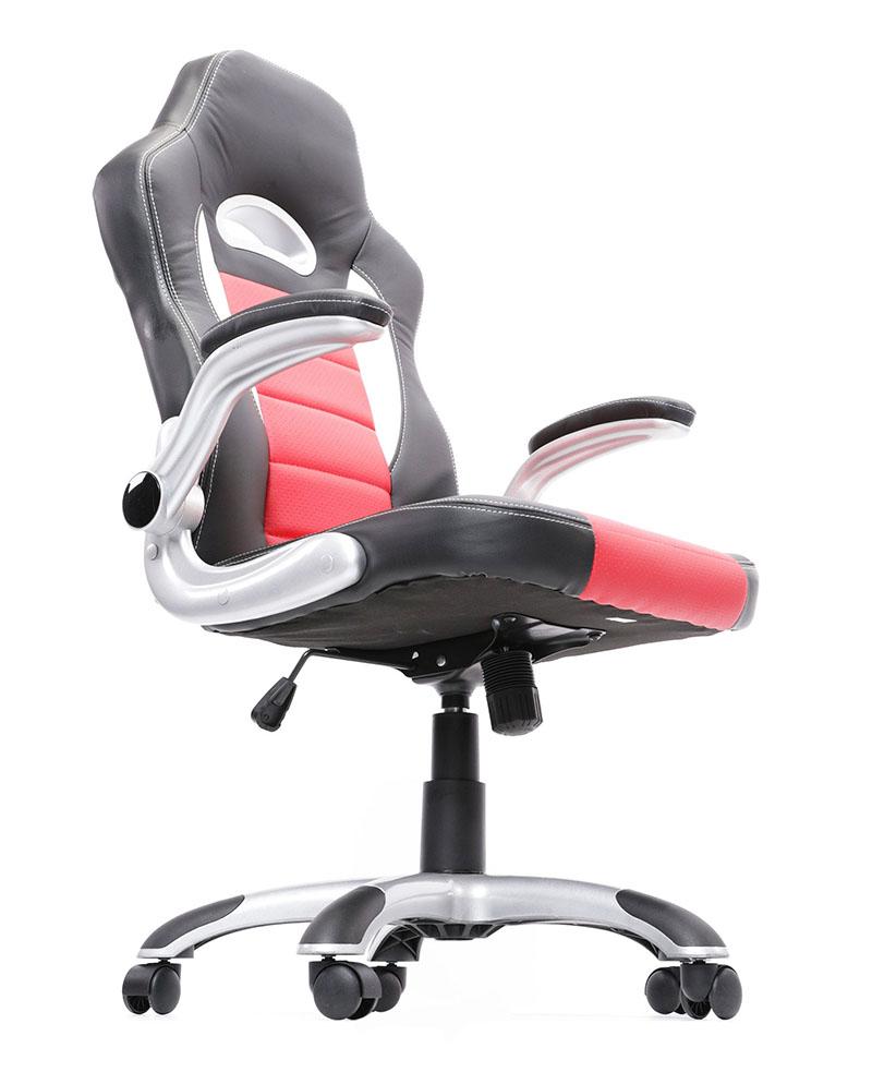 Kancelářské křeslo NODE - Kancelářské křeslo LOTUS černo-červené