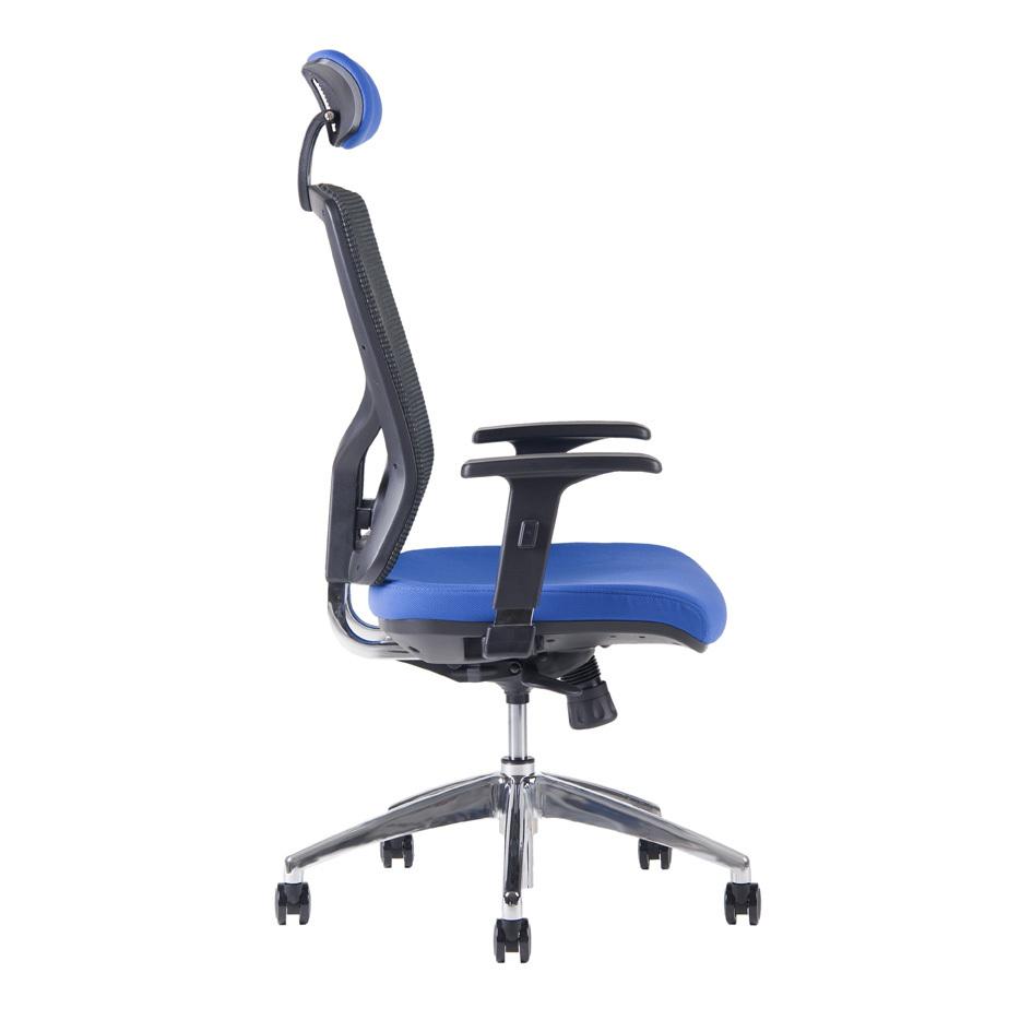 Kancelářská židle Halia mesh CHR SP