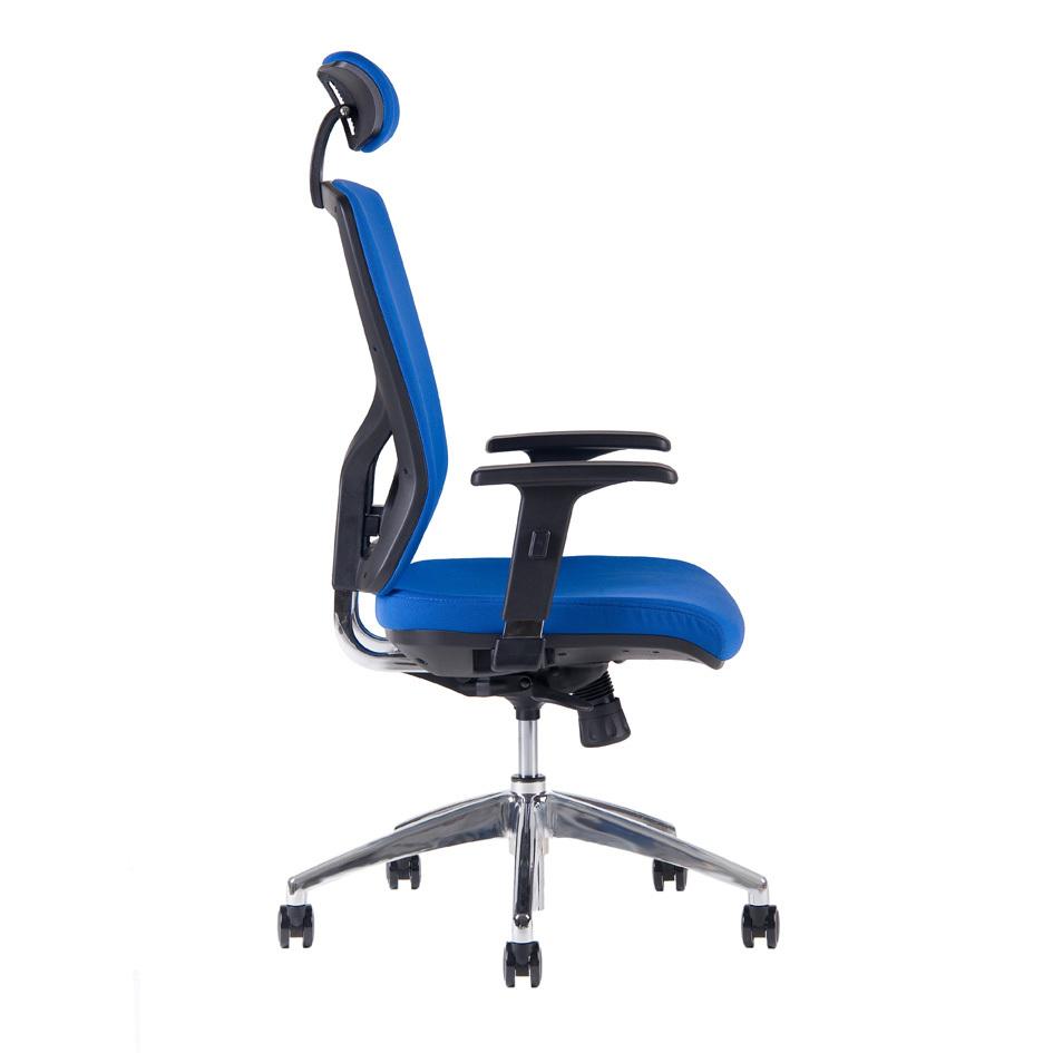 Kancelářské židle Office pro - Kancelářská židle Halia CHR SP